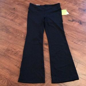 Gap Body Yoga Pants Black New With Tags Workout